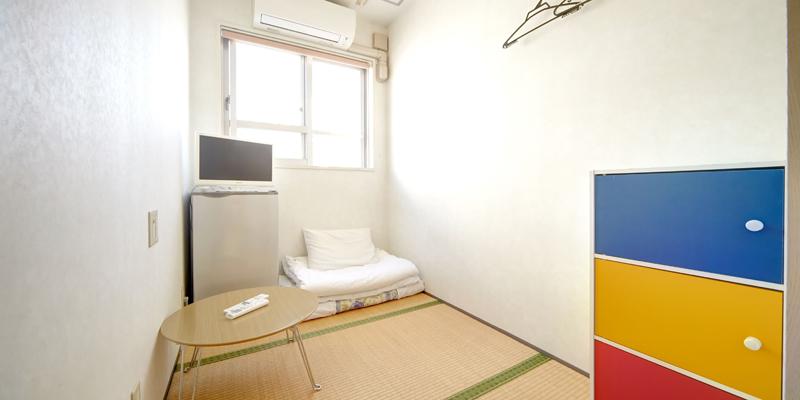 男女兼用個室【3F-和室B】